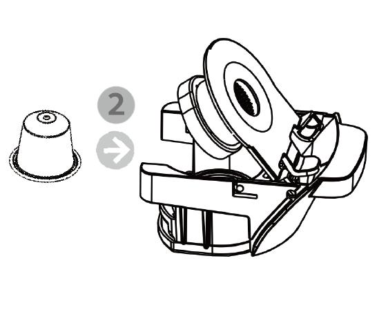 How to Use a AOLGA Capsule Coffee Machine AC-514K(2)