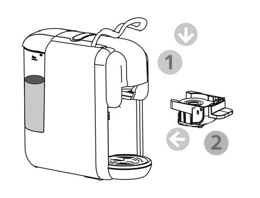 How to Use a AOLGA Capsule Coffee Machine AC-514K(3)