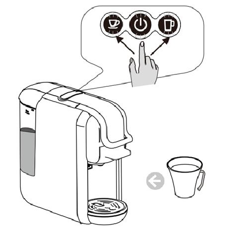 How to Use a AOLGA Capsule Coffee Machine AC-514K(4)